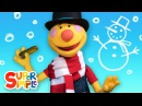 I'm A Little Snowman | Learn Kids Songs | Sing Along With Tobee