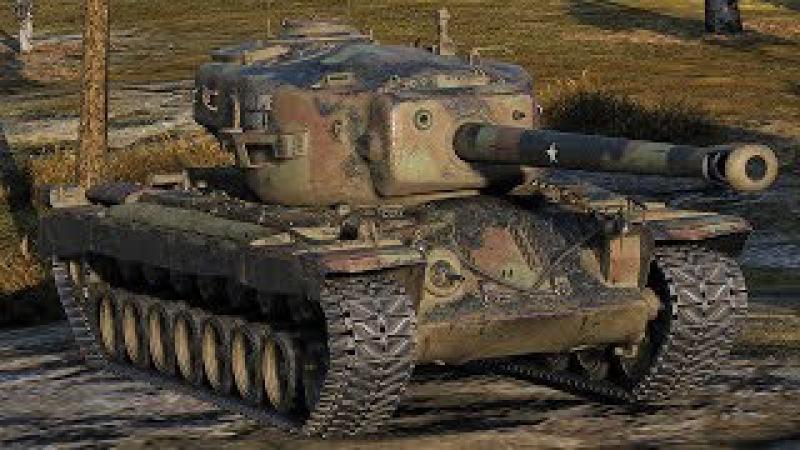 World of Tanks T30 - 7 Kills 10,5K Damage