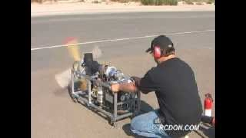 GR-5 DIY Turboshaft Engine