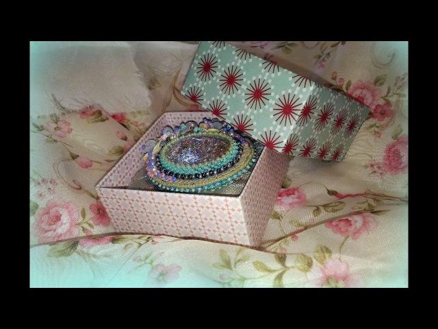 универсальная коробочка для подарков\простая и крепкая