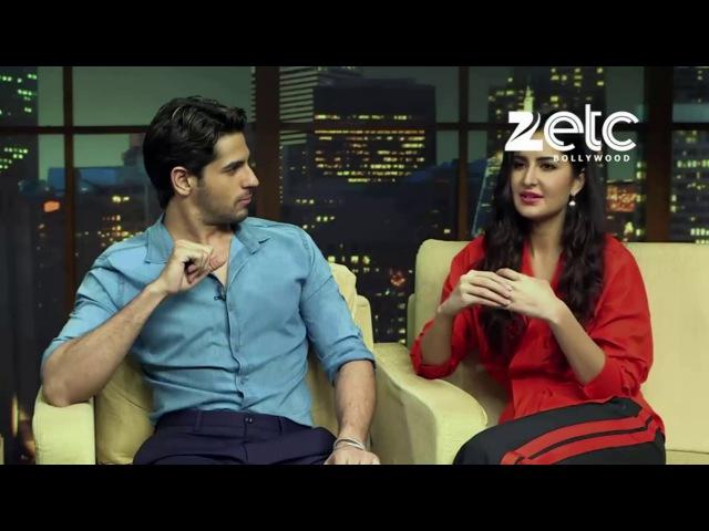 Katrina Kaif Siddarth Interview with komal nahta
