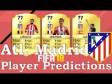 FIFA 18  ATLETICO MADRID PLAYER RATINGS PREDICTIONS