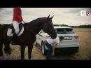 арт проект Танец автомобиля и лошади .