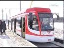 В Самаре протестировали участок трамвайного маршрута, построенного к ЧМ-2018