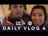 1UP Studios + BTS Vlog: Day 4