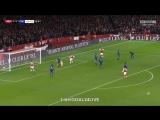 Арсенал 2:1 Челси | Гол Джаки