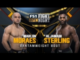 UFC FIGHT NIGHT FRESNO Marlon Moraes vs Aljamain Sterling