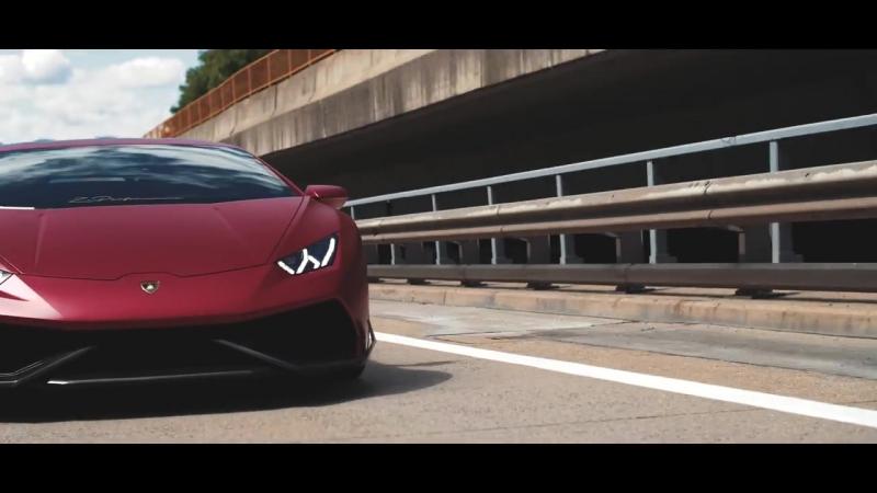 Lamborghini HURACAN - DRIFTING