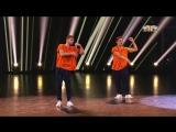 Танцы: Виталий Уливанов и Александр Крупельницкий (сезон 4, серия 22)