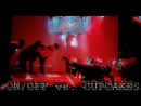 ON OFF vs CUPCAKES ARENA Siberian cover dance battle 20 01 18