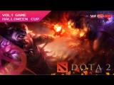 Обучающее видео по регистрации на турнир с турниром DOTA 2  Volt Game Halloween CUP