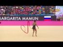 Черный лебедь Маргариты Мамун. Золотое выступление, Рио 2016.