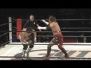 TORU Fuminori Abe c vs Keizo Matsuda YUJI KITO GUTS World 13th Anniversary Daisuke Retirement Show