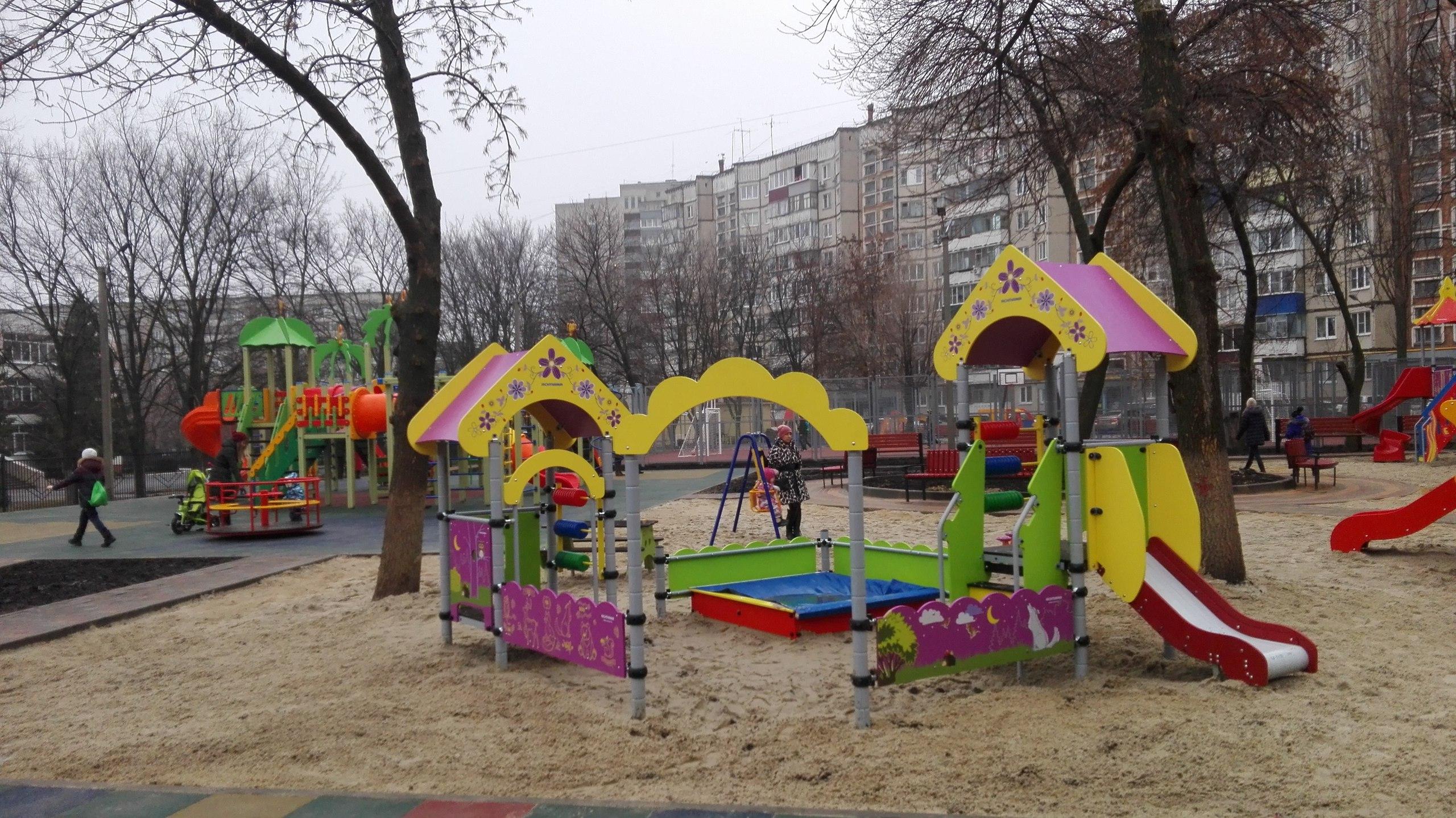 В благоустройство двора на П. Смородина вложили 12 млн рублей — Изображение 2