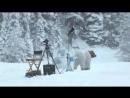 Огромный медведь удивил группу на съёмке EcoBubble