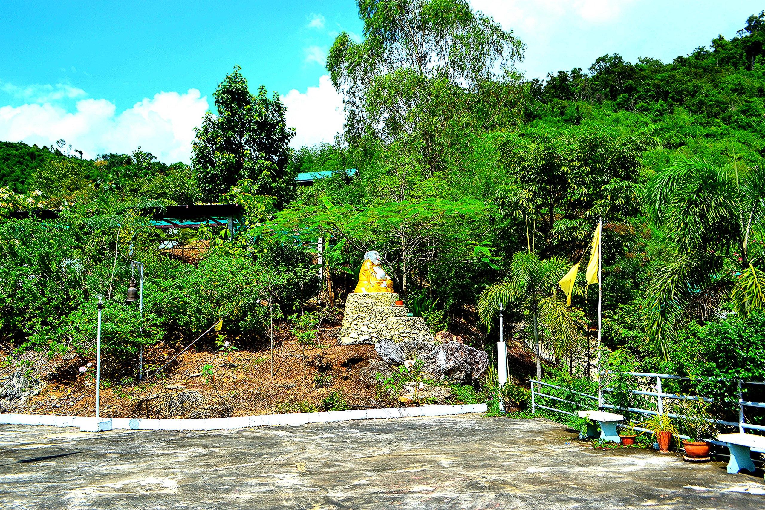 Елена Руденко (Валтея). Таиланд. Буддийский храм в горах. RsVruicd2_U