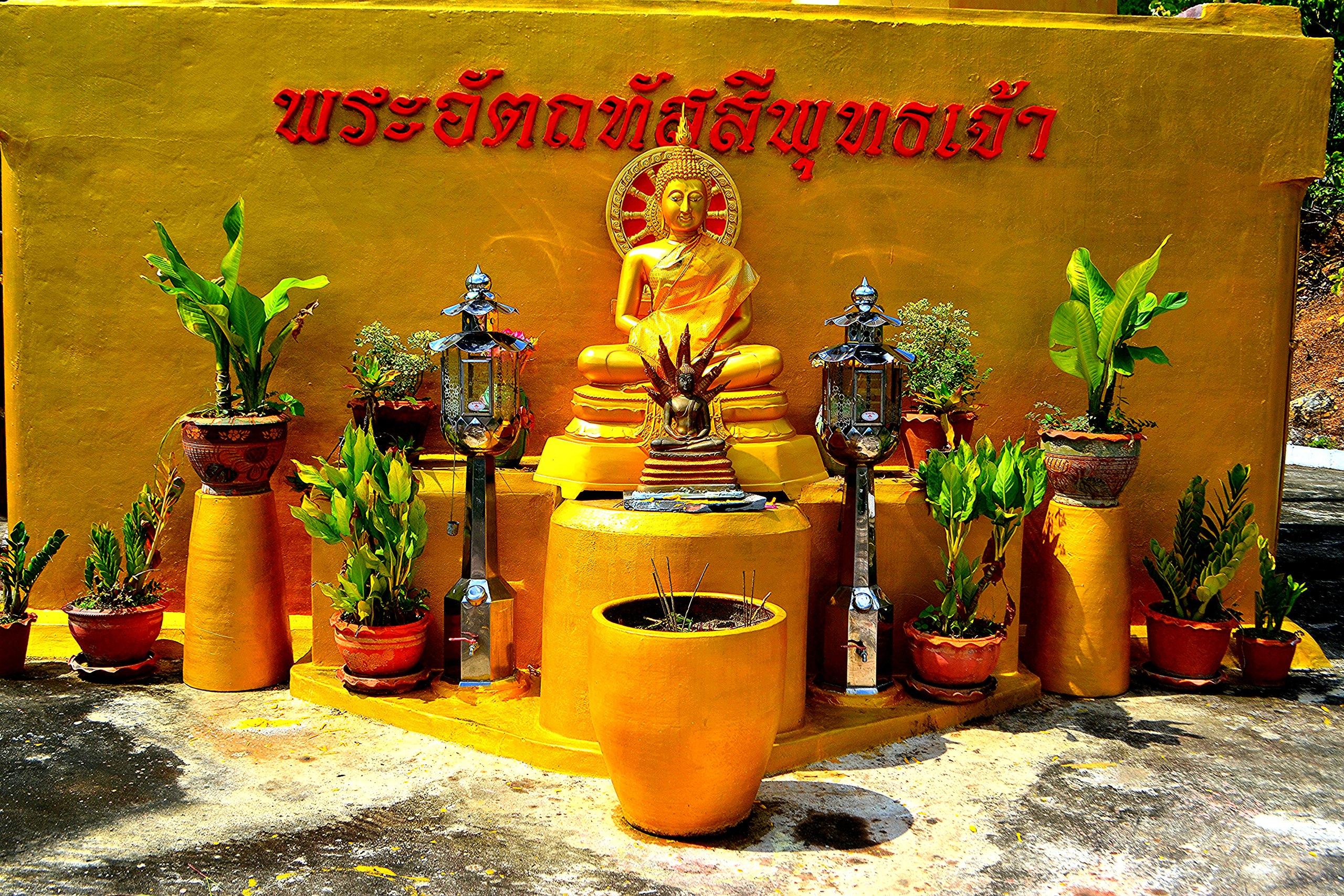 Елена Руденко (Валтея). Таиланд. Буддийский храм в горах. HBYQNyHI5Qg