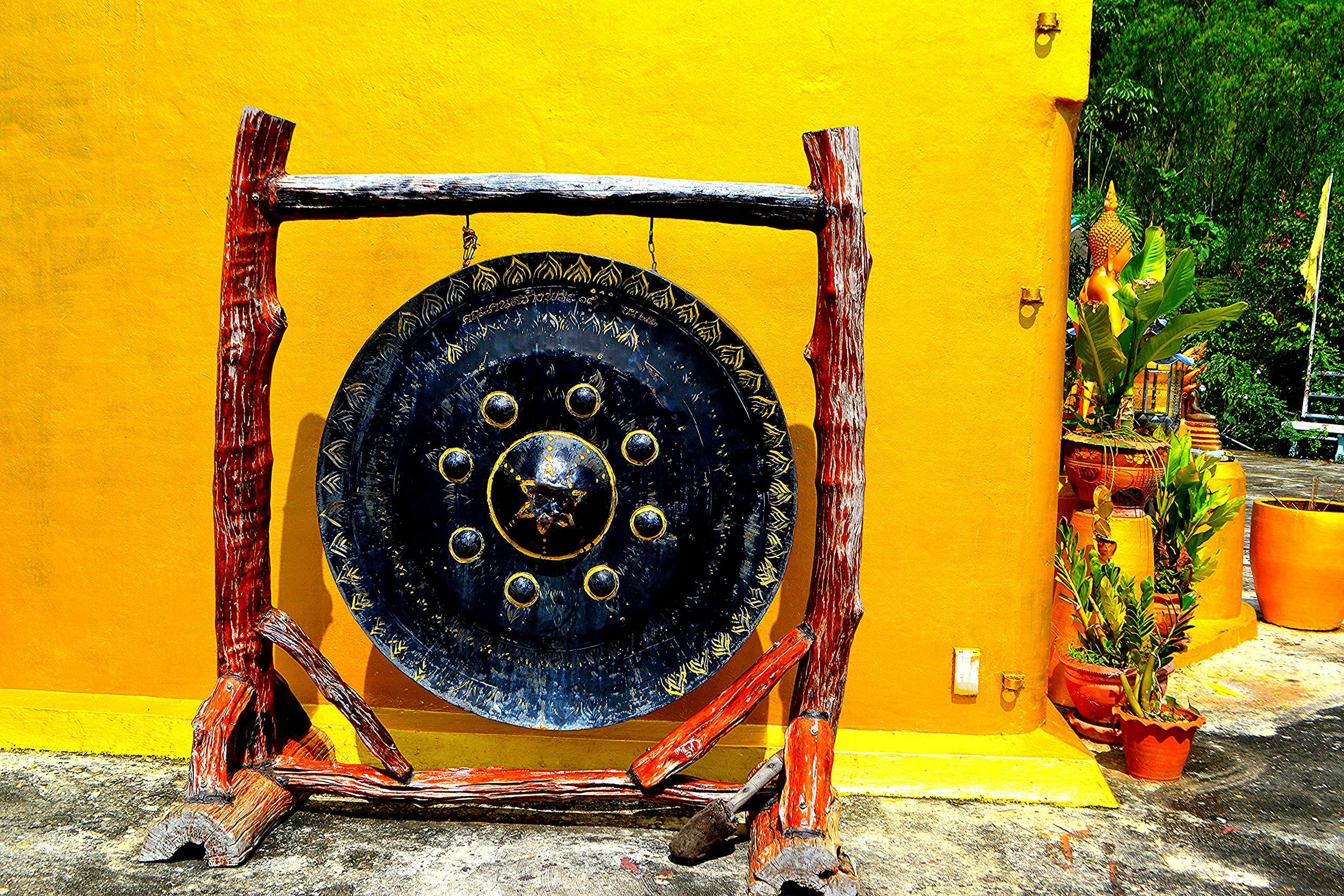 Елена Руденко (Валтея). Таиланд. Буддийский храм в горах. XsiQ9NIAun4