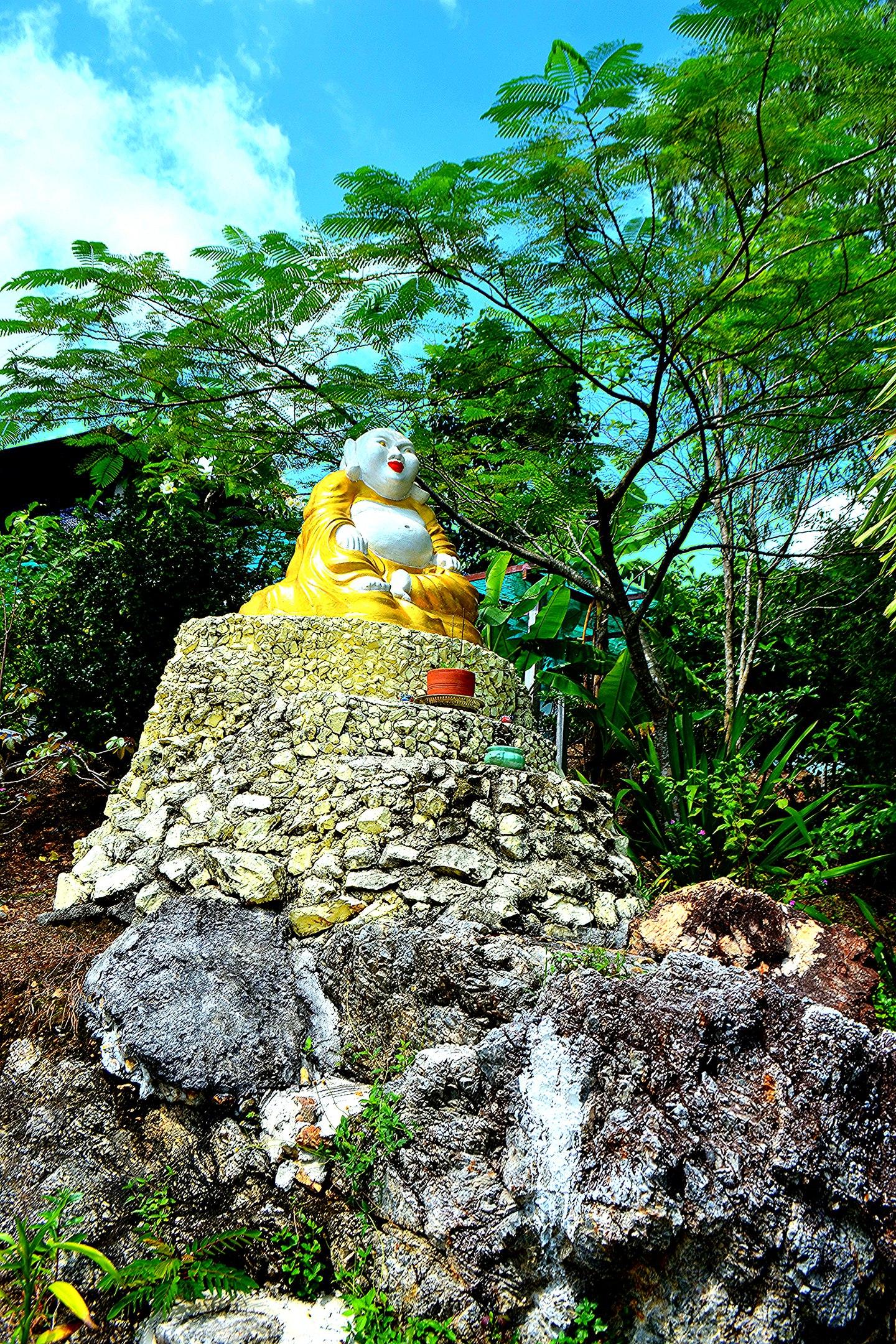 Елена Руденко (Валтея). Таиланд. Буддийский храм в горах. YO-RFeeEn0w