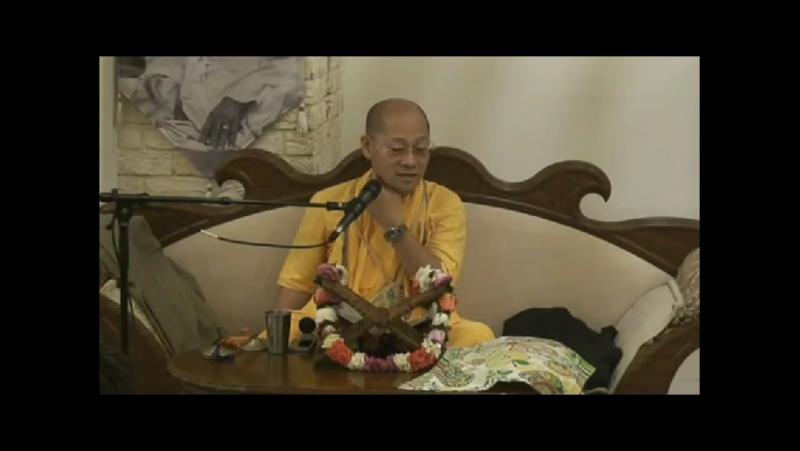 Бхакти Ануграха Джанардана Свами - о поклонах перед Божествами
