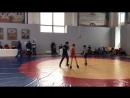 Бронзовый призёр первенства Москвы Алиев Анар (32 кг)
