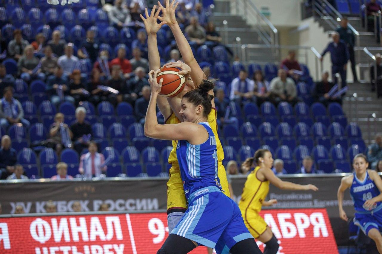Екатерина Поляшова бронзовый призёр Кубка России