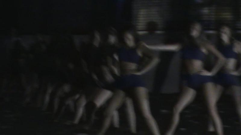 День Нептуна Танец Амазонок