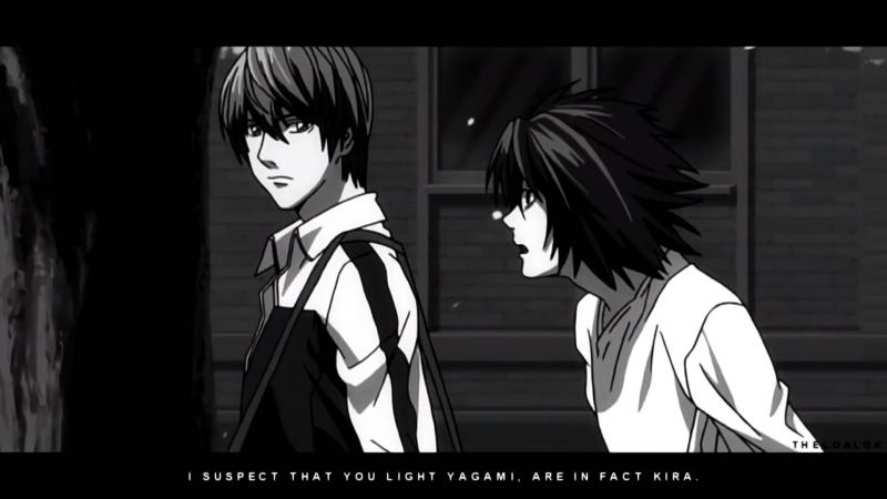 「AMV」Death Note | Тетрадь Смерти