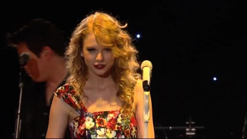 Taylor Swift - Speak Now (Live at BBC Radio 2's Abbey Roads 2011)
