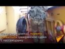 Российские морпехи освободили захваченное судно от пиратов