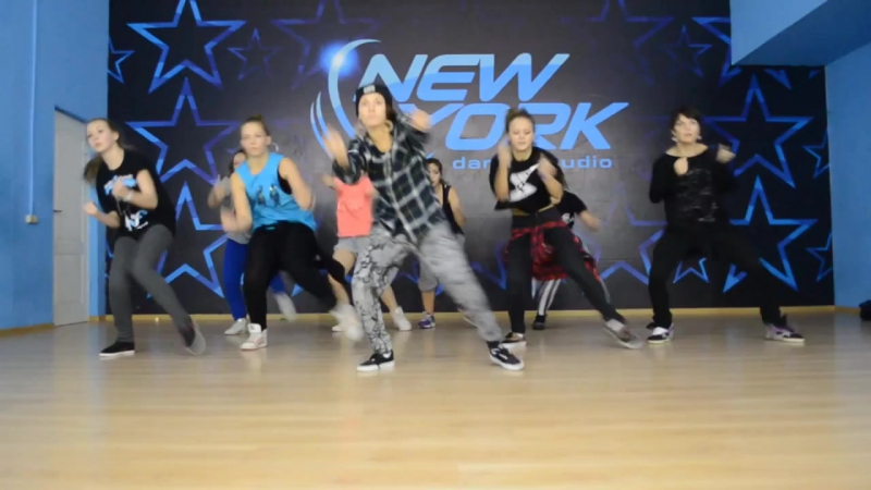 Anastasiya Cherednikova choreography H.A.T.E.U. by Mariah Carey