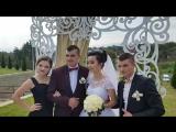 ОСІНЬ ЗОЛОТА, ?GOLD WEDDING? в золотеньких молодят - Віталій та Лідія ? Кохання вам незеного до весілля золотого???