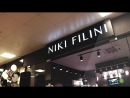 Производство рекламных роликов. Открытие магазина! Одежды уличного бренда NIKI FILINI.