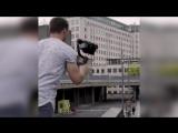 Как снимают паркур-видео