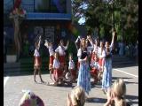 Марина Гузеева и Ольга Ржевская, танцевальная студия