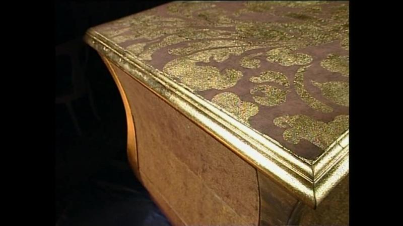 Золотая тумба от Марата Ка
