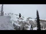 Triple back by Tanner Hall
