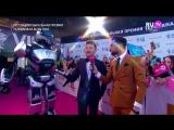 Премия RU-TV 2017.05.27 Сергей Лазарев на Красной дорожке