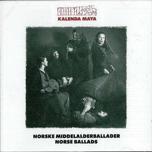 Kalenda Maya альбом Norske Middelalderballader