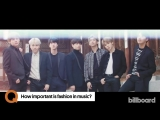 180216 BTS On Personal Style The Importance of Fashion in Music @ Billboard
