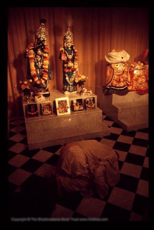 Гундича марджанам - Очищение храма Гундича, лекция (за день до Ратха-йатры)