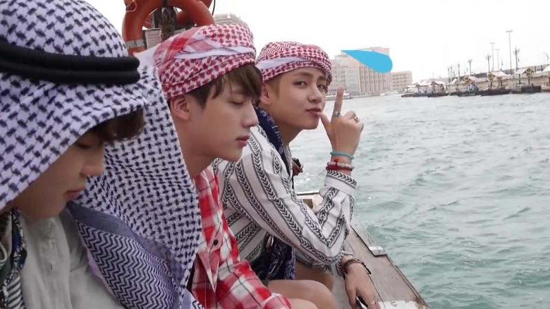 [PREVIEW] BTS (방탄소년단) 2016 Summer Package in DUBAI