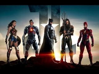 Лига справедливости - дублированный трейлер