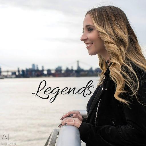 Ali Brustofski альбом Legends
