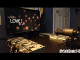 Haddaway - What Is Love on eight floppy drives