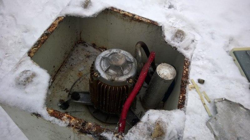 Сколько меди и алюминия в стиральной машинке СССР?