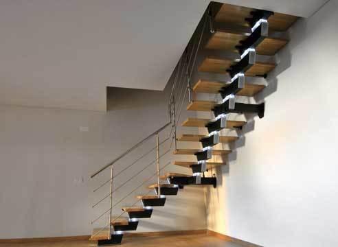 Угол наклона лестницы: классификация лестничных конструкций