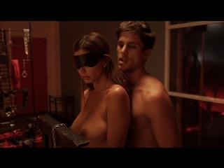Худ.фильм про бдсм(bdsm: бондаж, подчинение) bound(связанная) - 2015 год, харизма карпентер