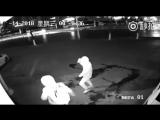 Эпичная попытка ограбления от китайских профессионалов