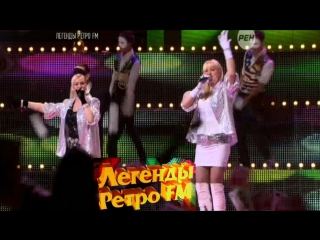 МИРАЖ (Наталия Гулькина и Маргарита Суханкина) - Легенды Ретро FM (2009)